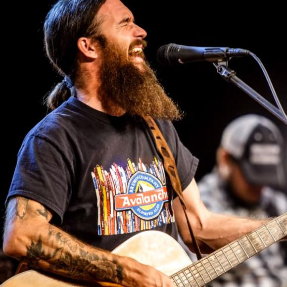 Cody Jinks at Simon Estes Riverfront Amphitheater