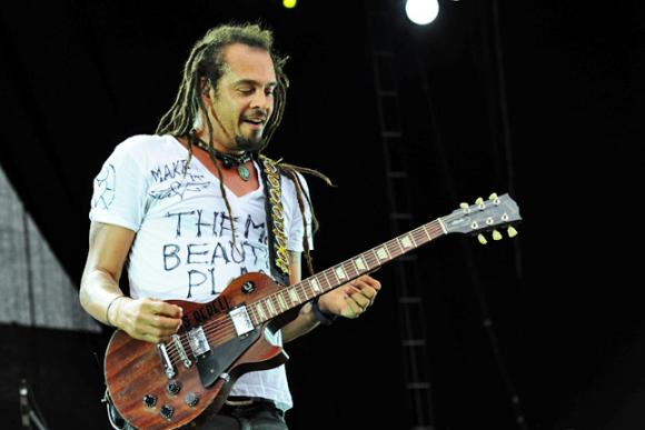 Michael Franti at Simon Estes Riverfront Amphitheater