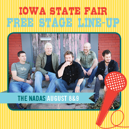 The Nadas at Simon Estes Riverfront Amphitheater