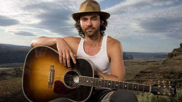 Shakey Graves at Simon Estes Riverfront Amphitheater